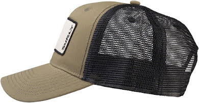 Surly Name Patch Trucker Hat: Olive Green, One Size alternate image 1