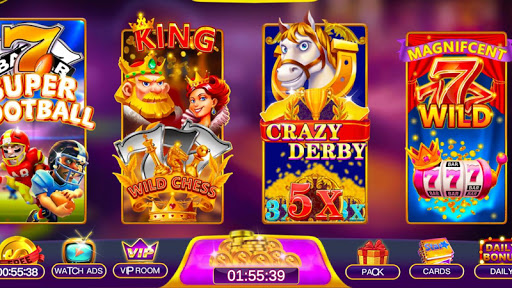 777 Classic Slots - Free Wild Casino Slot Machines 1.0.7 screenshots 1