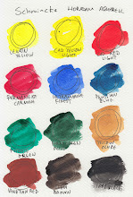 Photo: Schmincke 12 pan watercolour