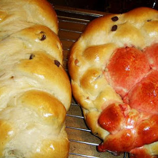 Chalka - Polish Easter Bread