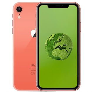 Apple iPhone XR 64GB, Coral (A+)