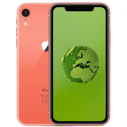 iPhone XR 64GB, Coral (A+)