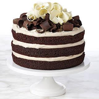 Chocolate Irish Whiskey Cake.