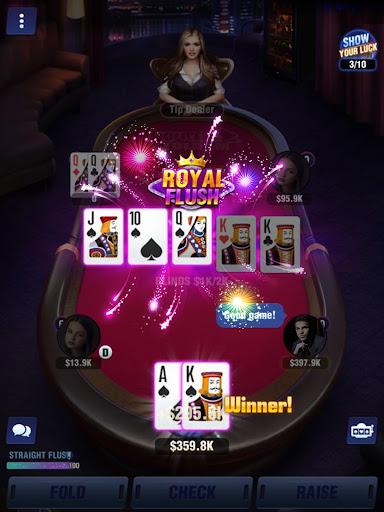 Hold'em or Fold'em - Poker Texas Holdem screenshots 8