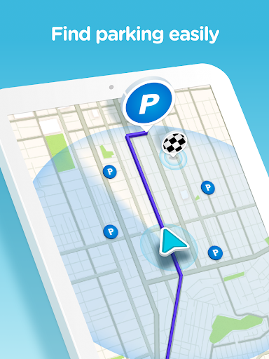 Waze - GPS, Maps, Traffic Alerts & Live Navigation screenshot 9