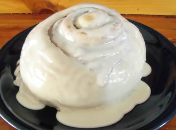 Home Made Cinnamon Rolls Recipe