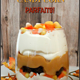 Candy Corn Parfaits!