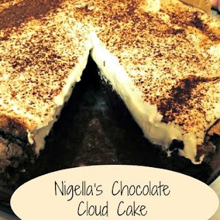 Nigella's Chocolate Cloud Cake.