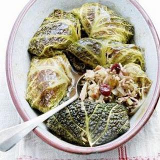 Chestnut Stuffing Vegetarian Recipes