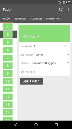 Fudo 2.6.6 screenshots 2