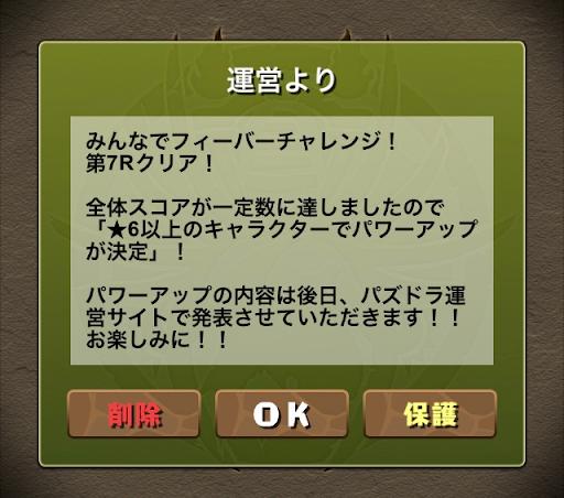 ミッキーフィーバー-7R達成