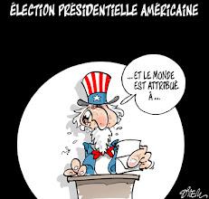 Photo: 06 novembre 2012 _ L'élection présidentielle américaine
