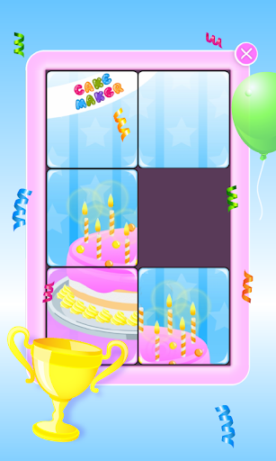Cake Maker - Cooking Game apkpoly screenshots 5