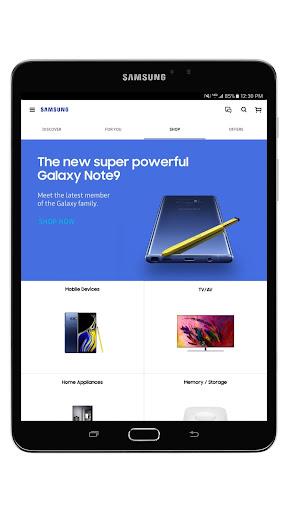 Samsung Shop screenshots 11