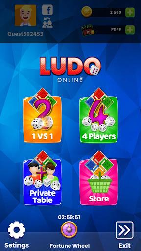 Capturas de pantalla de Ludo Master multijugador en línea 2