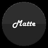 MATTE SERIES CM12.1 THEME