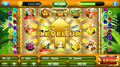 Golden Jackpot: Fishing Slots 1.4 9
