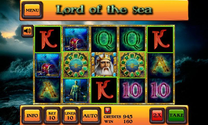 slots lord of the ocean