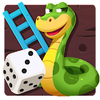 Snakes and Ladders Deluxe(Fun game) icon