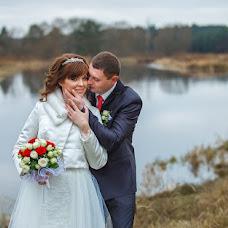 Wedding photographer Vladimir Ezerskiy (Dokk). Photo of 11.01.2018