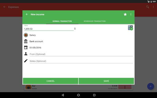 玩免費財經APP|下載Fast Budget - Expense Manager app不用錢|硬是要APP
