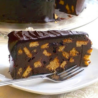 Prince William's Chocolate Biscuit Cake.