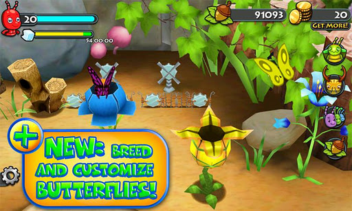 Bug Village screenshot 3