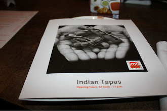 Photo: feraz's friend took us to this great little indian tapas place.