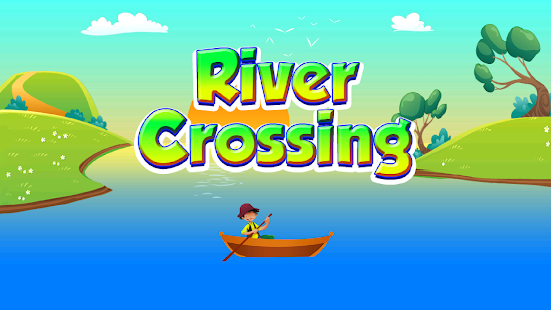 River Crossing Puzzle Game - náhled