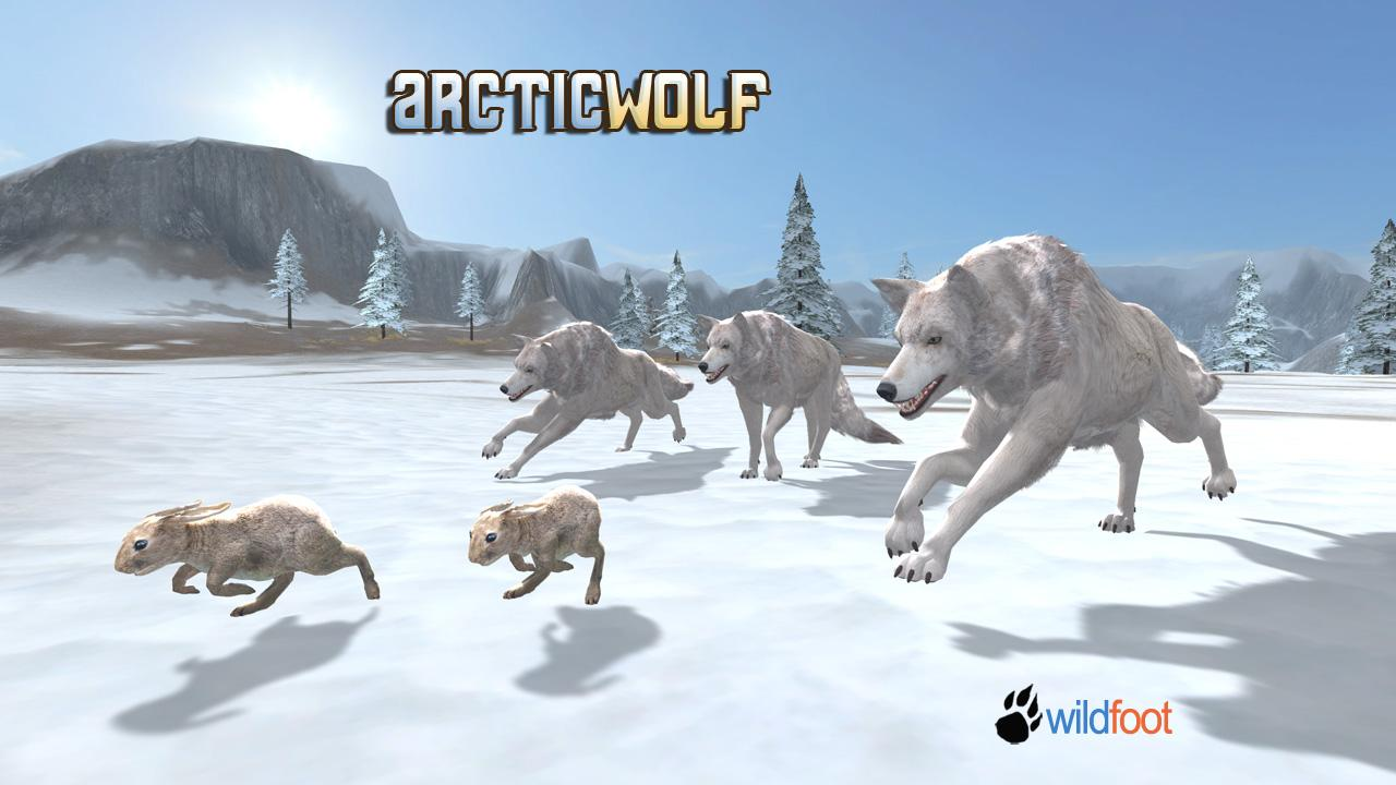 Screenshots of Arctic Wolf for iPhone