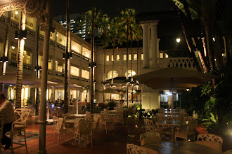 Photo: Year 2 Day 136 - In Raffles Courtyard