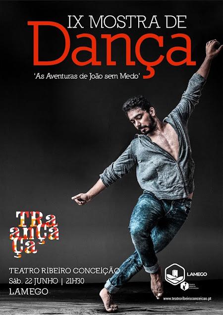TRC apresenta no sábado à noite IX Mostra de Dança