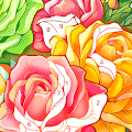 Flowers Color - Color By Number APK