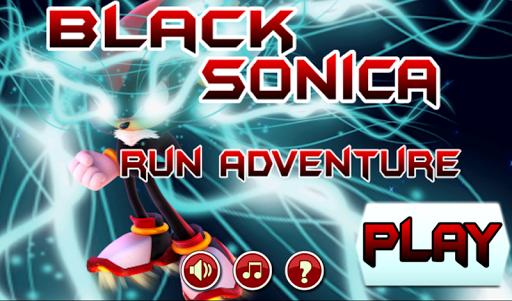 Black Sonica Run Adventure