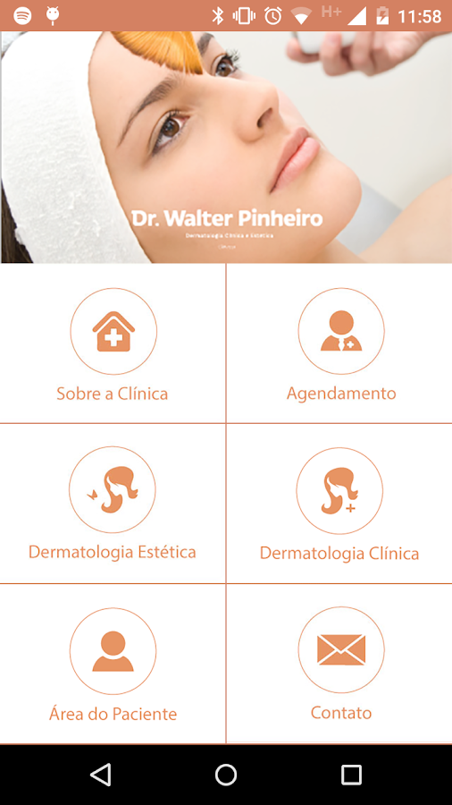 Dermatologia Mobile- screenshot