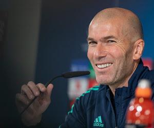 Zinedine Zidane évoque la blessure d'Eden Hazard avant le match contre le Club de Bruges