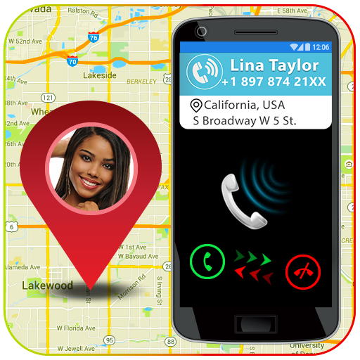 Caller ID & Number Tracker 通訊 App LOGO-硬是要APP