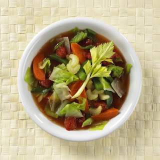 Classic Cabbage Soup.