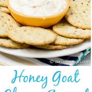 Honey Goat Cheese Spread