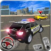 Police Highway Chase in City - Crime Racing Games