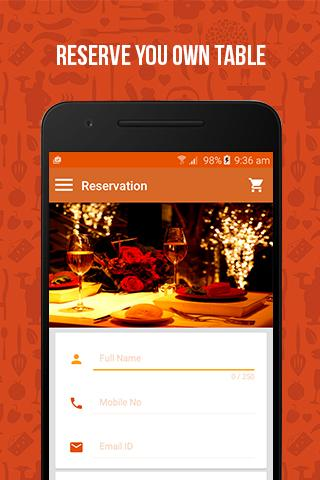 Indian Curry House- screenshot