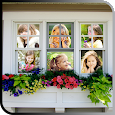Photo Frame For Window