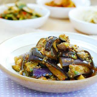 Eggplant Side Dish Recipes.