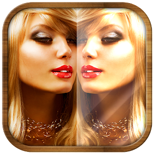 Square Photo Mirror Icon