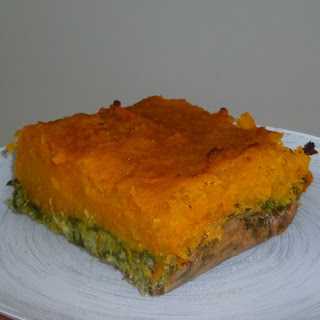 Spinach and Butternut Squash Pie