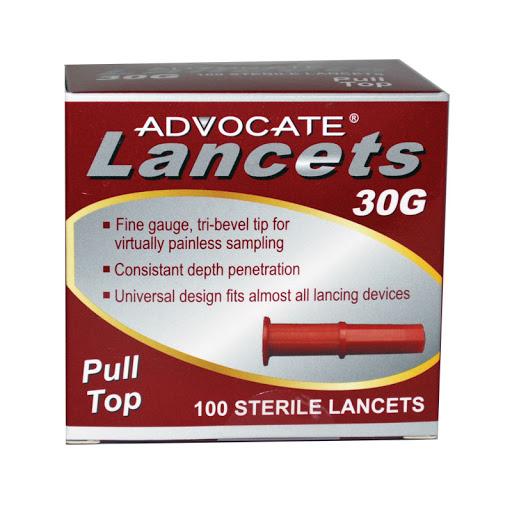 Lancetas Pull Top 100 Advocate