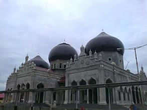Photo: Kubah-Masjid-Zadul Muad-Peurlak-Aceh Timur