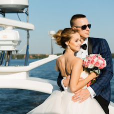 Wedding photographer Anna Khomko (AnnaHamster). Photo of 26.08.2018