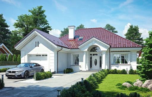 projekt Dom na parkowej 5