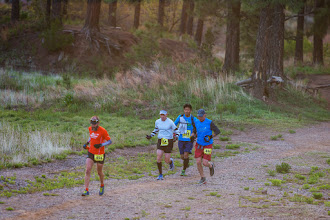 Photo: 2015 Jemez Mountain Trail Runs, Los Alamos, NM